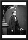 Jefferson Davis (Portrait) Art Poster Print Print