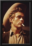 James Dean in Giant Movie Poster Poster