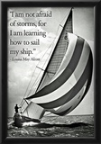 Louisa May Alcott Little Women Motivational Quote Archival Photo Poster Prints