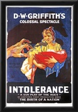 Intolerance: Love's Struggle Through the Ages Movie Poster Print Posters