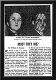 Julius and Ethel Rosenberg Case (Newspaper Article) Art Poster Print Poster