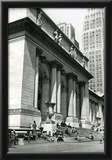 New York City Public Library 1950 Archival Photo Poster Print Photo