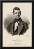 President James Polk Portrait Art Print Poster Photo