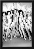 Viva-Variety Show Girls 1980 Archival Photo Poster Prints