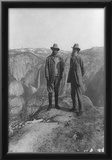 Theodore Roosevelt with John Muir Archival Photo Poster Print Prints