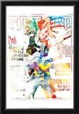 Bob Marley Issue 76 Annimo Print