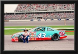 Richard Petty Archival Photo Poster Posters