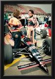 Roberto Guerrero IndyCar 1990 Archival Photo Poster Prints