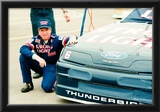 Mark Martin 1989 Archival Photo Poster Poster