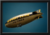 Goodyear Blimp Archival Photo Poster Posters