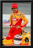 Raul Boesel Indycar Archival Photo Poster Print