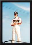 Davey Allison Archival Photo Poster Poster