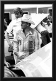 Cale Yarborough 1976 Archival Photo Poster Posters