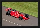 Scott Pruett 1989 Indianapolis 500 Archival Photo Poster Poster