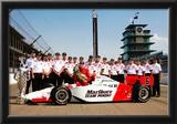 Gil de Ferran 2003 Indianapolis 500 Champion Archival Photo Poster Posters
