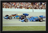 Salt Walther and Larry Dickson 1979 Indianapolis 500 Archival Photo Poster Prints
