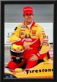 Scott Pruett Indycar Archival Photo Poster Posters