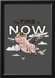 Pigs Flying Prints by  Snorg Tees