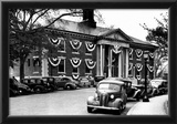 Braintree Massachusetts Town Hall 1940 Archival Photo Poster Prints