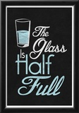 The Glass Is Half Full Photo