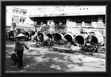 Saigon Vietnam 1969 Archival Photo Poster Poster
