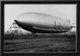 USS Macon Blimp 1933 Archival Photo Poster Prints