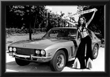 South Florida Auto Show Hot Rod Archival Photo Poster Prints