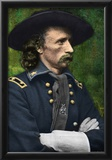 George Armstrong Custer Colorized Archival Photo Poster Posters