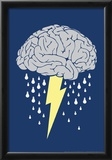 Brainstorm Posters by  Snorg Tees