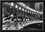 Chicago Lyric Opera Opening 1960 Archival Photo Poster Poster