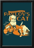 Pavlov's Cat Posters by  Snorg Tees