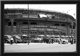 Comiskey Park Chicago Cubs Archival Photo Poster Prints