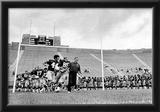 Ara Parseghian Notre Dame Football Coach Archival Photo Poster Posters