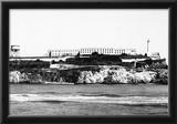 Alcatraz Prison Archival Photo Poster Posters