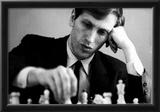 Bobby Fischer Archival Photo Poster Print