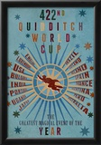 422nd Quidditch World Cup Print
