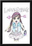Love Struck Posters by Sara Gayoso