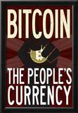 Bitcoin The People's Currency Photo
