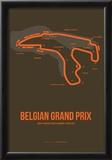Belgian Grand Prix 1 Poster