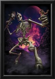 Cyclops Skeleton by Tom Wood Poster Posters
