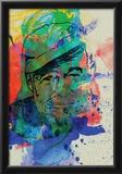 Hemingway Watercolor 2 Posters
