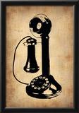 Vintage Phone 2 Poster