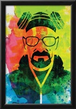 Walter White Watercolor 1 Prints
