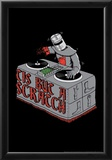 Tis But A Scratch Snorg Tees Poster Photo