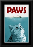 Paws Movie Print