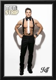 Jeff - Signature Men of the Strip Pin-up Poster Photo