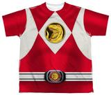 Youth: Power Rangers - Red Ranger Emblem Vêtements