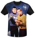 Youth: Star Trek - Protectors(black back) Shirts