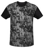 Youth: Elvis Presley - TCB Crowd(black back) Shirt