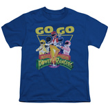 Youth: Power Rangers - Go Go T-shirts